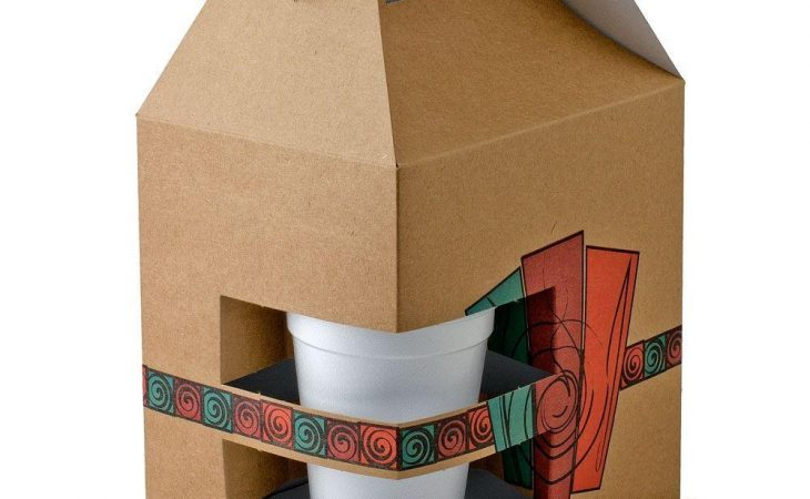 How cardboard food boxes keeps the food fresh and warm